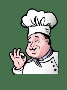 les référenceurs et consultants qui travaillent pour une agence web sont des chefs cuisiniers du marketing