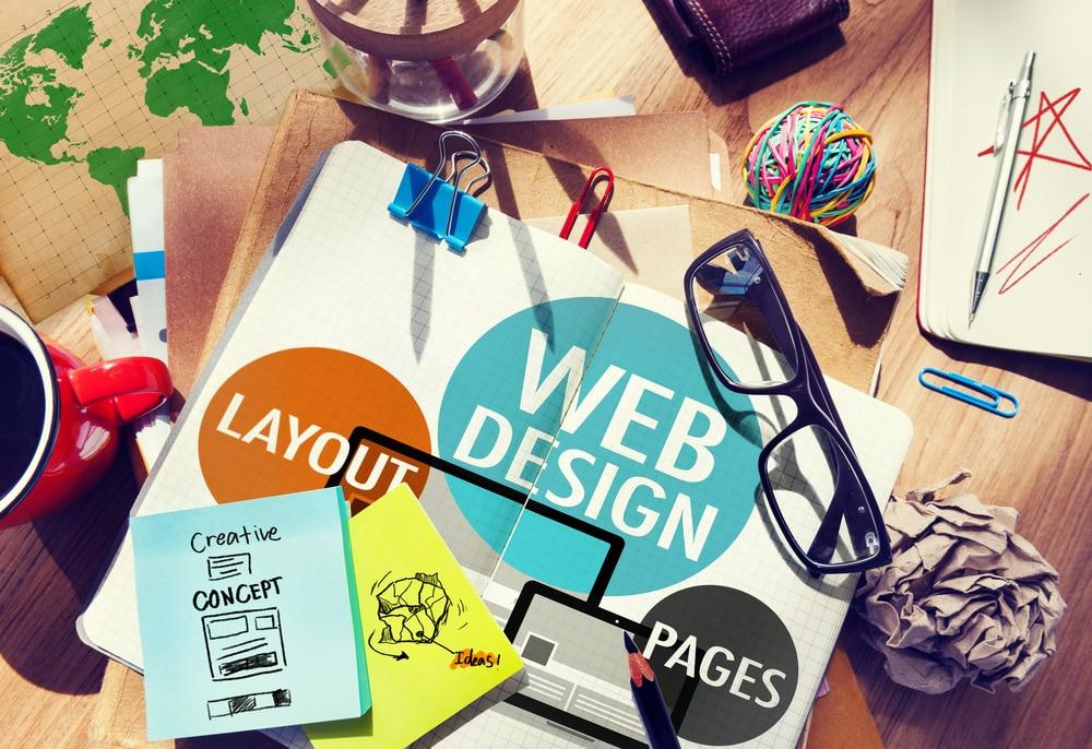 Site one page design : avantages et inconvénients